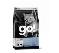 GO! Беззерновой для котят и кошек с чувствительным пищеварением с минтаем (Sensitivity + Shine Grain Free Pollock Cat Recipe). Вес: 1,81 кг