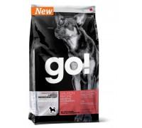 GO! Беззерновой для щенков и собак с лососем для чувствительного пищеварения (Sensitivity + Shine Salmon Dog Recipe, Grain Free, Potato Free). Вес: 1,59 кг