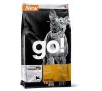 GO! Беззерновой для щенков и собак со свежей уткой для чувствительного пищеварения (Sensitivity + Shine Duck Dog Recipe, Grain Free, Potato Free). Вес: 1,59 кг