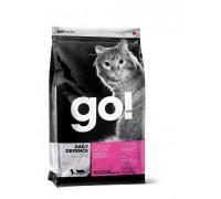 GO! NATURAL Holistic Для Котят и Кошек с Цельной Курицей, фруктами и овощами (GO! SKIN + COAT Chicken Recipe for Cats)