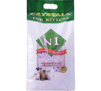 N1 Наполнитель силикагелевый для котят 5 л