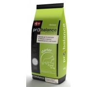 ProBalance Starter Корм сухой для щенков до 3-х месяцев и собакам в период беременности и лактации. Вес: 2 кг