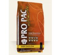 PRO PAC Ultimates Large Breed Adult Chicken & Brown Rice сухой корм для взрослых собак крупных и гигантских пород (лардж брит эдалт)