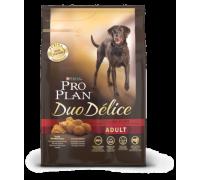 Pro Plan Duo Delice Лосось с рисом для взрослых собак Про План Делис. Вес: 700 г