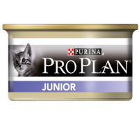 Pro Plan JUNIOR консервы для котят курица (Про План). Вес: 85 г