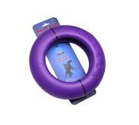 PULLER Тренировочный снаряд для животных ПУЛЛЕР Макси, диаметр 30 см, цвет фиолетовый.