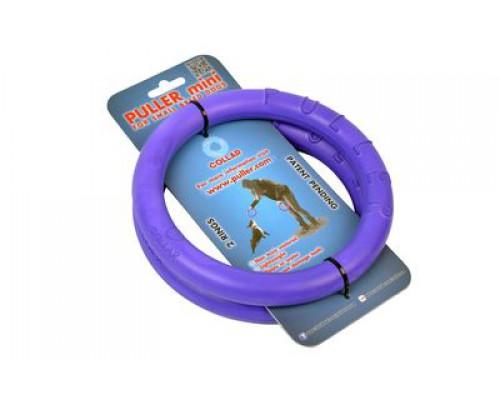PULLER Тренировочный снаряд для животных ПУЛЛЕР Мини, диаметр 19 см, цвет фиолетовый.
