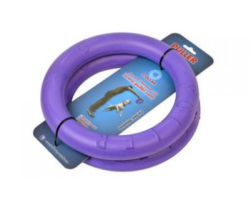 PULLER Тренировочный снаряд для животных ПУЛЛЕР Стандарт, диаметр 28 см, цвет фиолетовый.