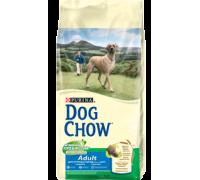 PURINA DOG CHOW Дог Чау Корм для взрослых собак крупных пород с индейкой. Вес: 2,5 кг