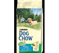 PURINA DOG CHOW Дог Чау Корм для щенков крупных пород с индейкой. Вес: 2,5 кг