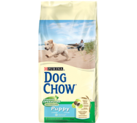 PURINA DOG CHOW Дог Чау Корм для щенков с курицей. Вес: 2,5 кг