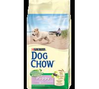 PURINA DOG CHOW® Дог Чау Корм для щенков с ягненком и рисом