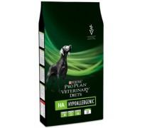 PURINA Pro Plan Veterinary Diets HA HYPOALLERGENIC Ветеринарная диета при пищевой аллергии и пищевой непереносимости у собак любого возраста Пурина (Про План). Вес: 3 кг
