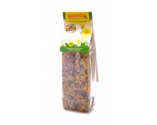 """Беззерновые палочки для грызунов """"Цветочные"""" (Bnl 2 sticks flower Grain Free ). Вес: 140 г"""