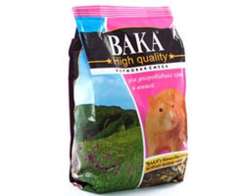 Вака High Quality Корм для крыс и мышей. Вес: 500 г