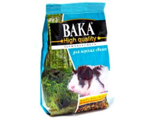 Вака High Quality Корм для морских свинок. Вес: 500 г