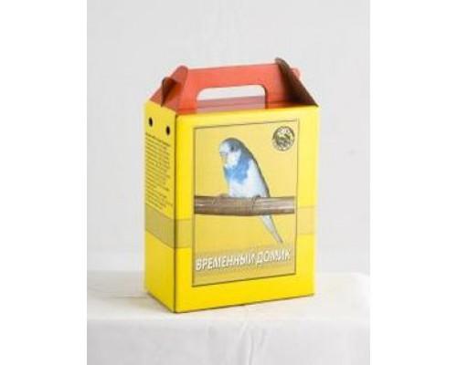 ВАКА Переноска для птиц картонная