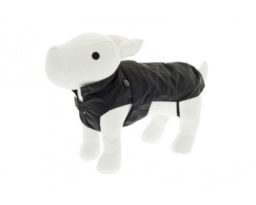 "Водостойкая куртка ""Комфорт"" черная (IMPERMEABILE PIUMOSO STACCABILE NER): 24 см"
