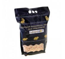Золотой кот Кукурузный наполнитель для грызунов 3 л
