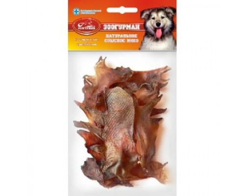 ЗООГУРМАН Лакомство для собак Гребешки куриные. Вес: 56 г