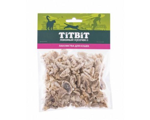 TiTBiT Легкое говяжье для кошек мягкая упаковка