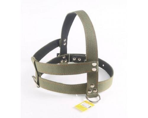 USOND Шлейка для собак ездовая брезент №2 (овчарка, ротвейлер)