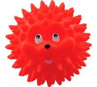 Зооник Игрушка для собак Мяч-Ежик №7 ф80мм