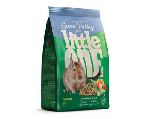"Little One ""Зеленая долина"" Корм из разнотравья для Дегу. Вес: 750 г"