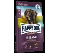 Happy Dog Ireland для взрослых собак при проблемах с кожей и шерстью. Лосось/Кролик/Картофель. Вес: 1 кг