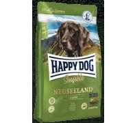Happy Dog Neuseeland для взрослых собак весом с чувствительным пищеварением. Ягненок/Рис. Вес: 1 кг