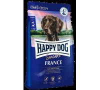Happy Dog France Полнорационный беззероновой корм для взрослых собак средних пород. Вес: 1 кг