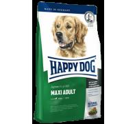 Happy Dog Maxi Adult для взрослых собак крупных пород. Птица/Лосось/Ягненок. Вес: 1 кг