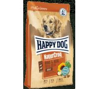 Happy Dog NaturCroq Rind/Reis Корм премиум класса для взрослых собак всех пород. Говядина/Птица/Рыба. Вес: 4 кг