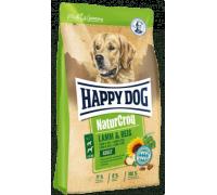 Happy Dog NaturCroq Lamm/Reis для взрослых собак всех пород. Ягненок/Птица/Рыба. Вес: 1 кг