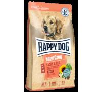 Happy Dog NaturCroq Lachs / Reis для взрослых собак всех пород. Лосось/Рис. Вес: 12 кг