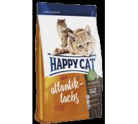 Happy Cat Adult Атлантический лосось. Вес: 1,4 кг