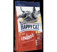 Happy Cat Indoor Альпийская говядина. Вес: 1,4 кг