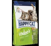 Happy Cat Indoor Пастбищный ягненок. Вес: 1,4 кг