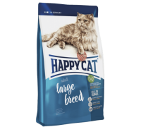 Happy Cat Large Breed. Вес: 4 кг