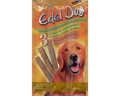 Edel Dog Колбаски, курица, индейка, дрожжи