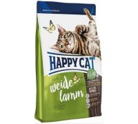 Happy Cat Sterilised Пастбищный ягненок. Вес: 300 кг