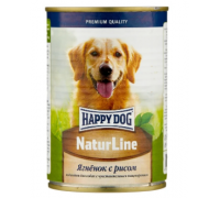 Happy Dog Ягненок с рисом. Вес: 400 г