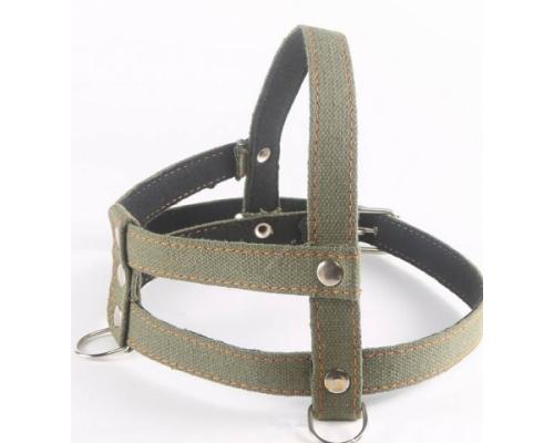 USOND Шлейка для собак ездовая брезент №0 (стафорд)