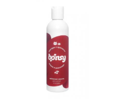 """Bonsy Шампунь с ароматом """"вишня в шоколаде"""" для шелковой шерсти котят и кошек, 250 мл"""