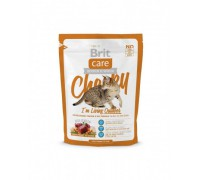Brit Care Cat Cheeky Outdoor для активных кошек и кошек уличного содержания. Вес: 400 г