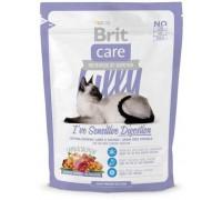 Brit Care Cat Lilly Sensitive Digestion беззерновой для кошек с чувствительным пищеварением. Вес: 400 г