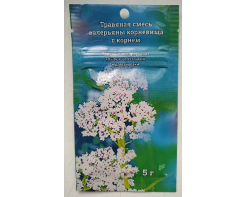 Смесь травяная для когтеточки Когтедралка Домашняя, 5 г