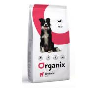 Organix Для взрослых собак с ягненком для чувствительного пищеварения (Adult Dog Lamb). Вес: 2,5 кг