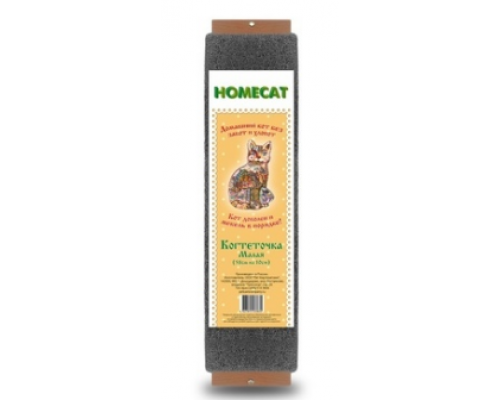 Homecat Когтеточка с кошачьей мятой малая 58х10 см