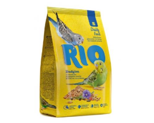 РИО корм для волнистых попугаев. Вес: 500 г